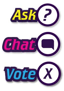 ASK CHAT VOTE I'm a scientist science outreach