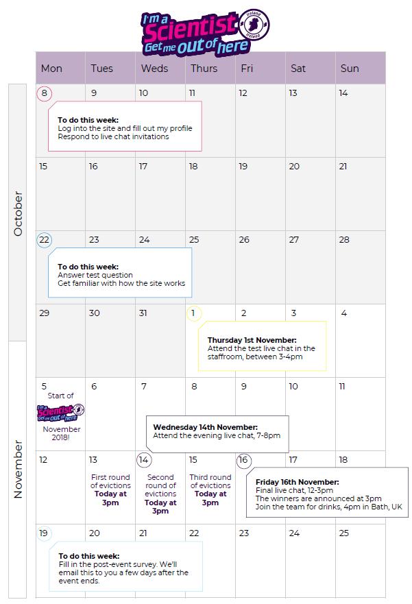 Click to download a calendar of key dates